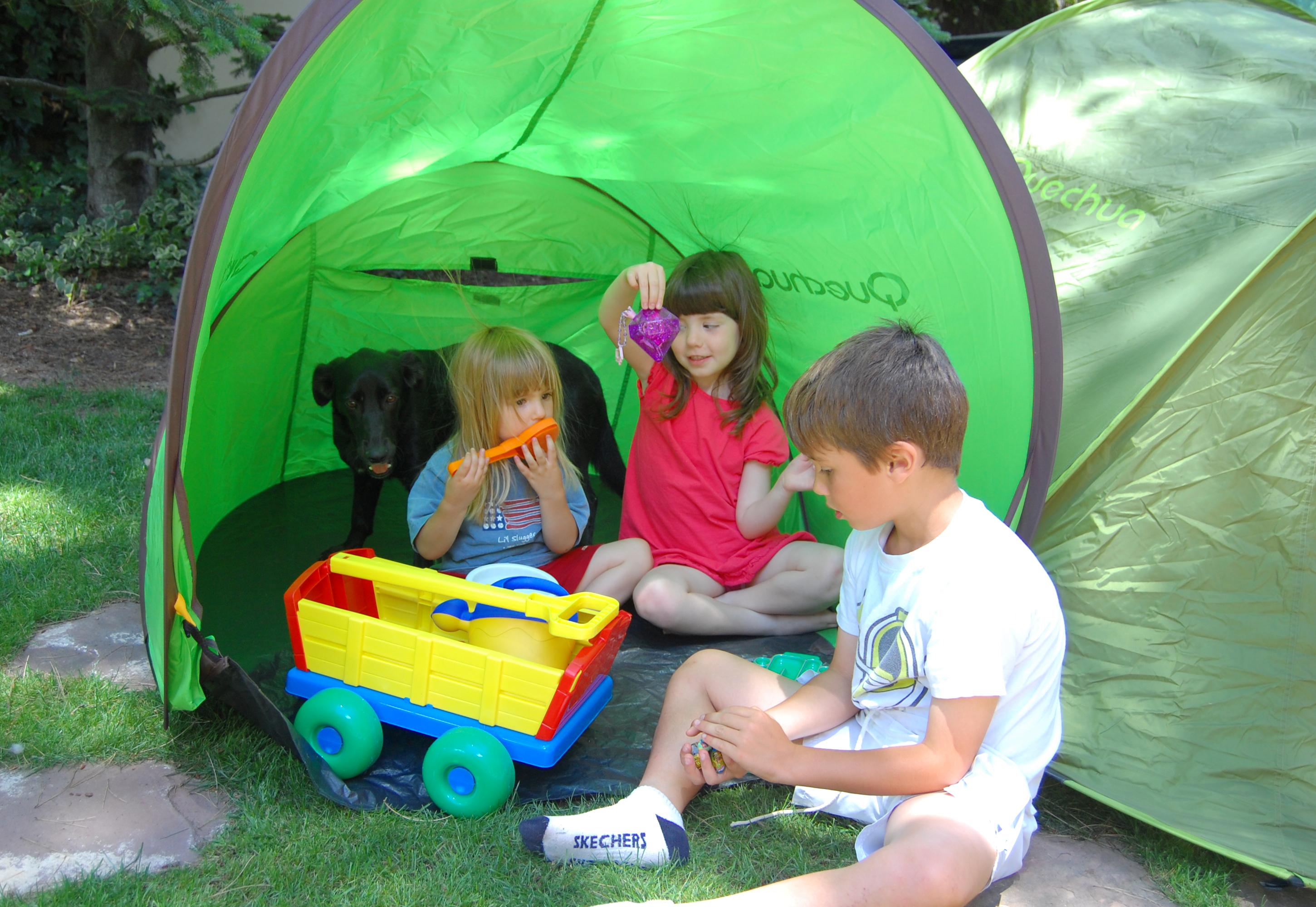 Vacaciones de verano con niños Stikets