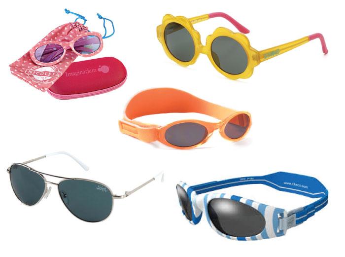 gafas de sol para niños stikets