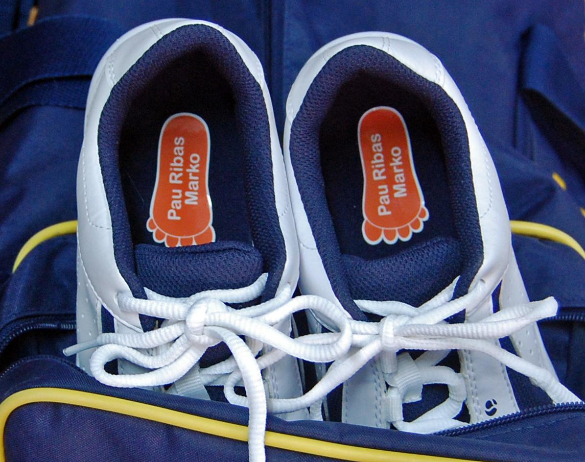 etiquetas zapatos stikets