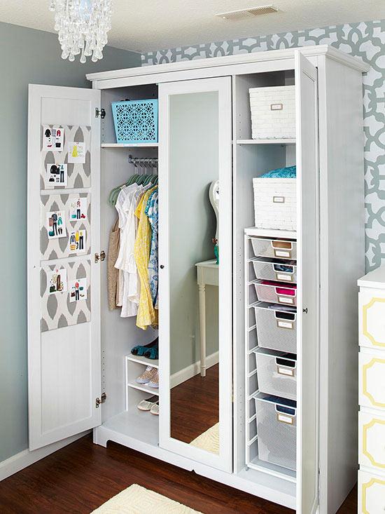 C mo ordenar la ropa en el armario - Ordenar armarios ropa ...