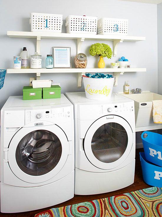 Como organizar la ropa sucia (enlace)