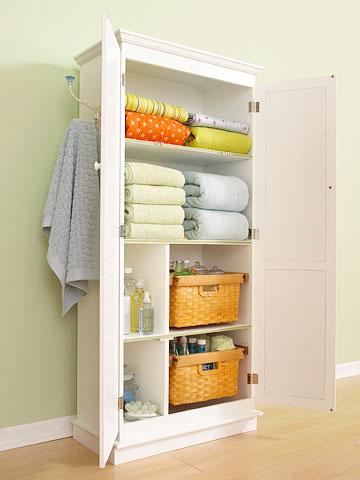 Cómo organizar la ropa de casa