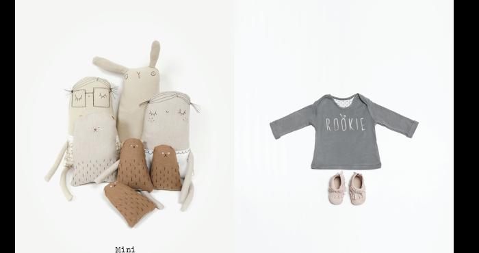 Moda primavera-verano Zara-bebes