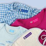 Etiquetas para marcar ropa Stikets