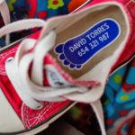 Etiquetas para zapatos Stikets