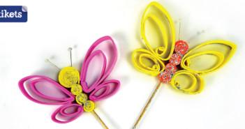 Mariposas-goma-eva
