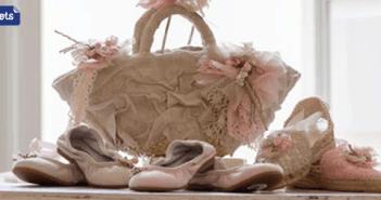 Zapatos comunión 2015. Blau Marí