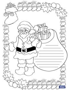 Carta_Santa_Claus_Printable