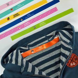 Cintas personalizadas para coser
