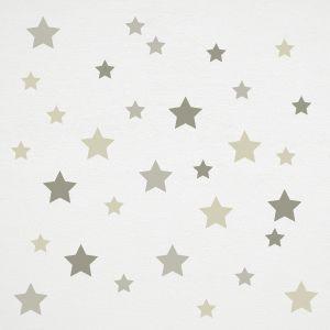 Vinilo de estrellas ceniza