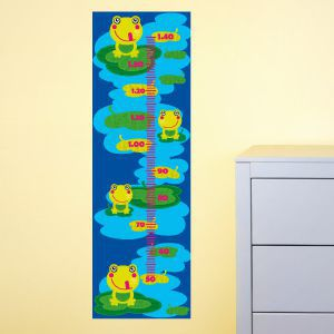 Medidor ranas