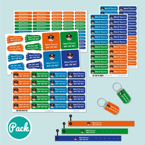 Pack Pulseras