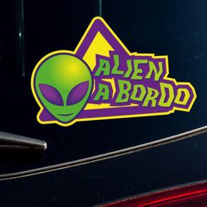 Alien a bordo