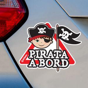 Nen pirata a bord